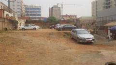 Terrain A Vendre En Face Du Djeuga Palace Hotel,, Yaoundé, Cameroon Real Estate