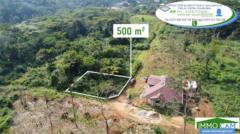 Terrain Titré De 500 M² Situé À Yaoundé-Soa,, Yaoundé, Cameroon Real Estate